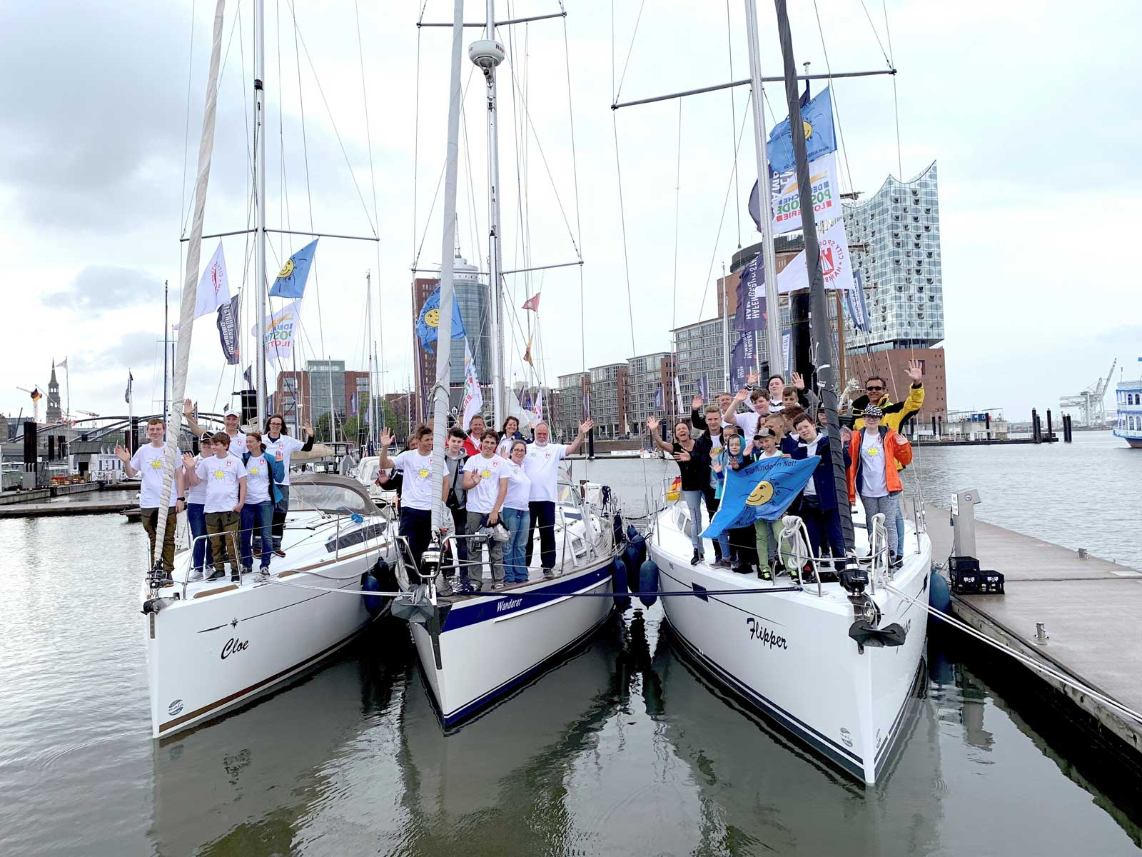 1th Hamburg Fleet of Hope